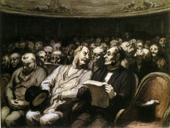 Daumier-Theater